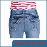 Demin Cropped Jeans (JC1052)女性