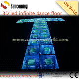 Volledige New RGB 3in1 LED Tunnel Effect Dance Floor