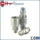 Edelstahl-hydraulischer Schlauch-Befestigungs-Schnellkuppler-hydraulischer Schlauch Schnellkupplungs