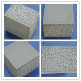 A poupança de energia Leve o isolamento do telhado de painéis do tipo sanduíche de isopor térmica