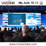 高品質P3.91屋内LED表示Screen/LEDレンタルScreen/LEDビデオ壁