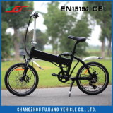 Ebike Plegable con Tipo de Deporte Saddle For Lady