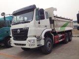 ホイールベース3.8m Hohan Sinotruk 6X4のダンプかダンプカートラック