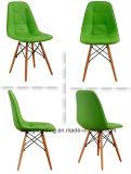 Зеленая кнопка Eames современное кресло