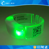 Беспроводные технологии RFID с дистанционным управлением светодиодный индикатор силиконовый браслет