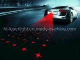 기관자전차의 안전을%s 단 하나 패턴 Laser 브레이크 라이트