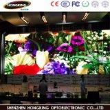 Instalación fija fija de interior a todo color P5 LED pantalla de vídeo