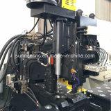 Hydraulisches automatisches Lochen, Bohrmaschine für Stahlplatten