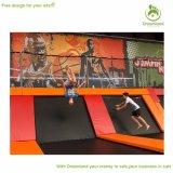 Время партии парка Trampoline, популярный парк Trampoline пригодности