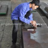 Цена стальной плиты спецификации Ss400 волочения в холодном состоянии A36 стальное
