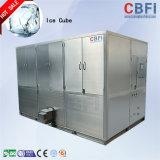 5 toneladas de máquina de fatura de gelo automática do cubo para Médio Oriente
