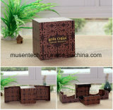 熱い押す贅沢な高品質の一義的なギフト用の箱
