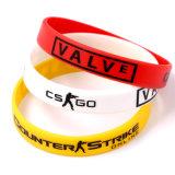 Braccialetti unisex dei braccialetti e di genere, Wristbands del silicone