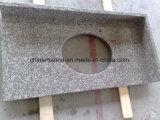 Encimera china del mármol del granito