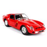 Collection coulée sous pression par alliage neuf de modèle de véhicule de Ferrari Lamborghini Audi de 1h24 de type