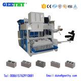Bloco de cimento Qmy12-15 oco que faz a máquina