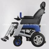 세륨을%s 가진 합금 프레임 전자 휠체어