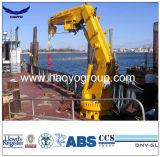 30 tone Knuckle boom navy Cranes