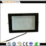 센서 세륨 RoHS 220V/85-265V를 가진 매우 호리호리한 SMD LED 플러드 빛 10W 20W 30W 50W 100W 150W 200W