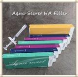 Anti-Aging пакет шприца заполнителя Derm1.0ml Hyaluronic кислоты шприца заполнителя дермальный