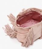 2017 новейший дизайн Tassel зимой женщина дамской сумочке