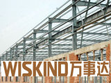 Capannone dell'acciaio della struttura d'acciaio di Wiskind