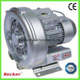 gute Qualitäts0.7kw seiten-Kanal-Hochdruckgebläse für Vakuumübertragung