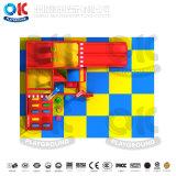 Классическая детская игровая площадка Игровая оборудования