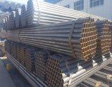 Tubo d'acciaio saldato di resistenza elettrica del nero del fornitore di Tianjin Youfa