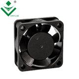 Grande potência Pequena pressão de ar 12V DC 4015 Square Rolamento do ventilador de 2 fios