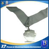 Medaglia personalizzata alla moda di sport del premio di calcio del metallo per gli sport