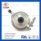 Grau alimentício da válvula de alívio de ar em aço inoxidável