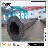 Pi d'acier galvanisé par 45m de qualité unipolaire