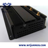 6 Plásticas todos os controles remotos de interferência de RF (315/433/868/915MHz)