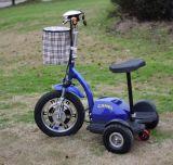 800Wセリウムが付いている電気3つの車輪の移動性のスクーターの障害があるスクーター