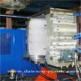 HDPE 120L trommelt eine Kammer-Plastikdurchbrennenmaschine