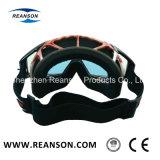 互換性があるヘルメットはポストマルチカラーPirntの土のバイクのゴーグルを切り取る
