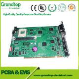 Qualitäts-Steuerung gedruckte Schaltkarte GPS, die Chip aufspürt