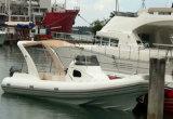 Liya 8.3mの速度のボートの救助艇の政府のボートのヨットのボート