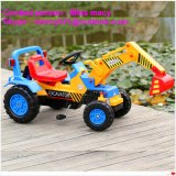 Пластичная толковейшая тележка автомобиля игрушки DIY для малышей