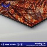 Het Bouwmateriaal van de Bouw van de Bekleding van de Muur van het Comité van de Sandwich van het aluminium