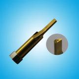 Punzón de carburo cementado y el casquillo (óptico rectificado, KG7/WF30).