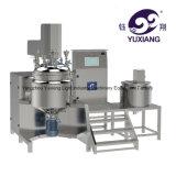 La crema que hace la máquina de vacío/Mezclador Emulsificador/homogeneizador mezclador al vacío
