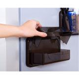 No perforar el imán Caja de almacenamiento de toallas de papel cubiertas de automóvil toallas toalla hogar cajón Imán de caja de papel