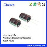 De Condensator Elektrolytische 3.3UF 450V 10000hours van de ballast