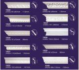 Kroonlijst van het Afgietsel van de Kroon van de Kroonlijst Pu van het Schuim Materiële Pu van het Polyurethaan van de Prijs van de fabriek de Gouden
