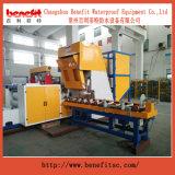 Machine de imperméabilisation bitumeuse de matériaux, usine imperméable à l'eau de membrane de Sbs, chaîne de production de matériau de construction