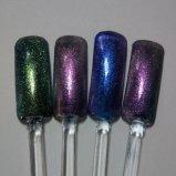 Poudre Or-Bleu-Violette de colorant de caméléon, colorant de Colorshift