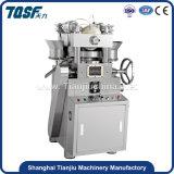Zpw-4 que manufaturam o comprimido farmacêutico pressionam a máquina comprimida giratória do biscoito