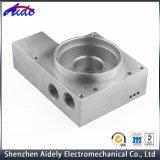 O CNC de alumínio da precisão do OEM parte a fabricação de metal da folha
